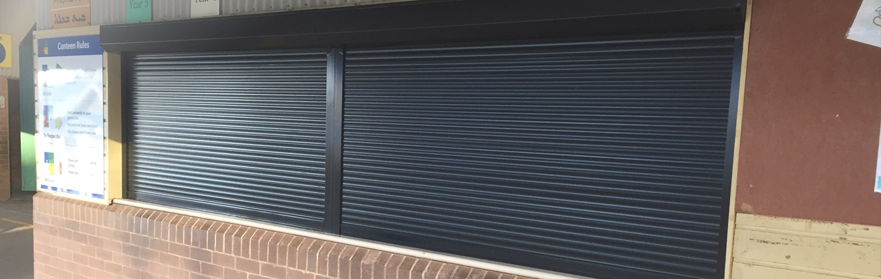 BAL 40 FIRE GUARD ROLLER SHUTTERS