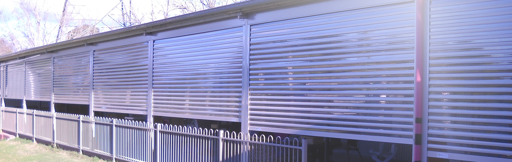 DAY CARE / CHILD CARE SHUTTERS