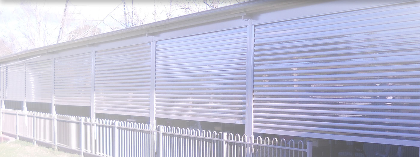 commercial Shutters Service